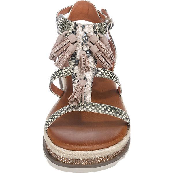 bugatti bugatti Dakota Evo Sandaletten beige-kombi
