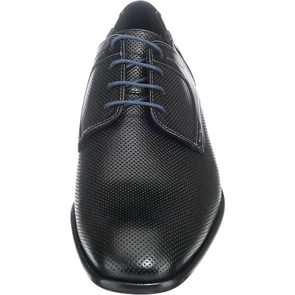 LLOYD LLOYD Farley Business Schuhe schwarz-kombi