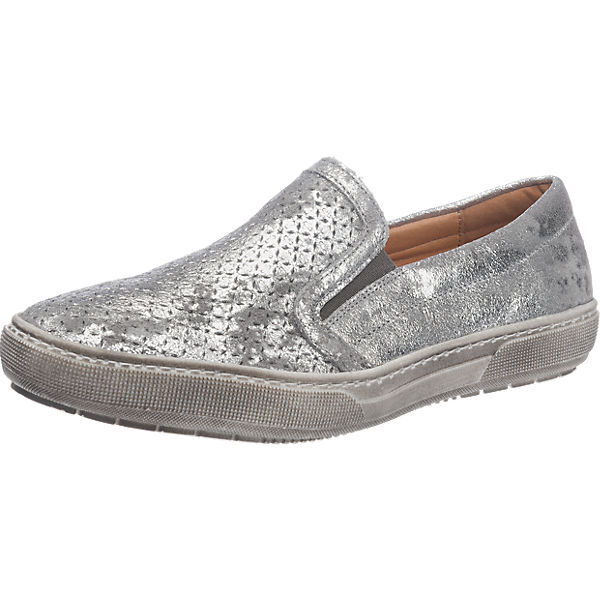 Double You Slipper silber Damen Gr. 37 Sale Angebote