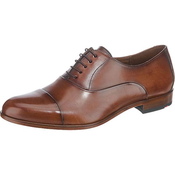 newest b9b27 f76e8 LLOYD, LLOYD Malik Business Schuhe, cognac