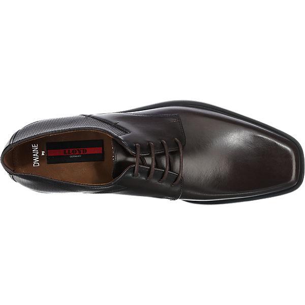 LLOYD LLOYD Dwaine Business Schuhe dunkelbraun