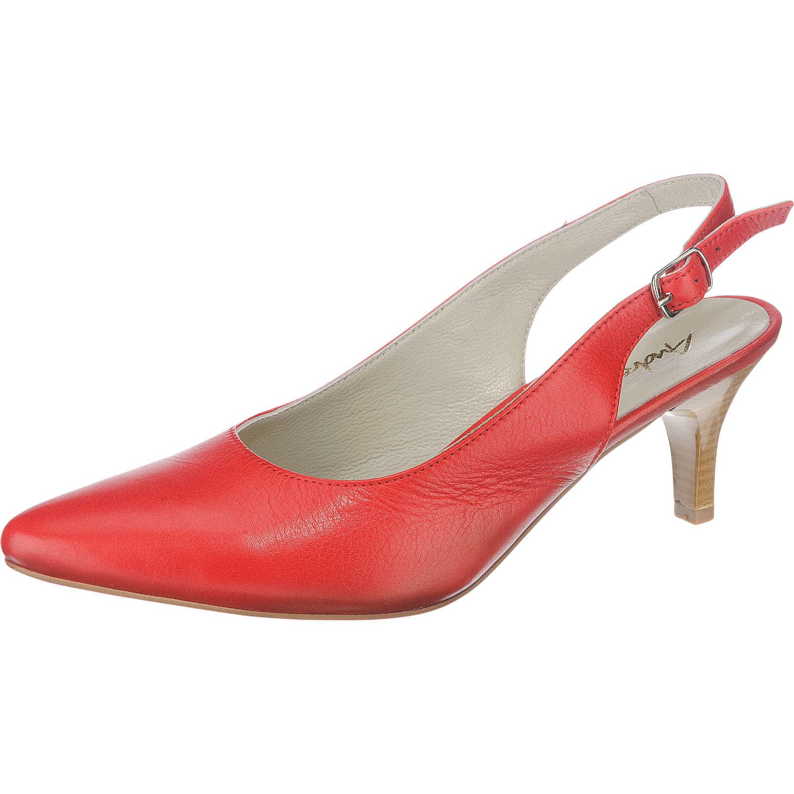 Andrea Conti Pumps rot Damen Gr. 41 jetztbilligerkaufen