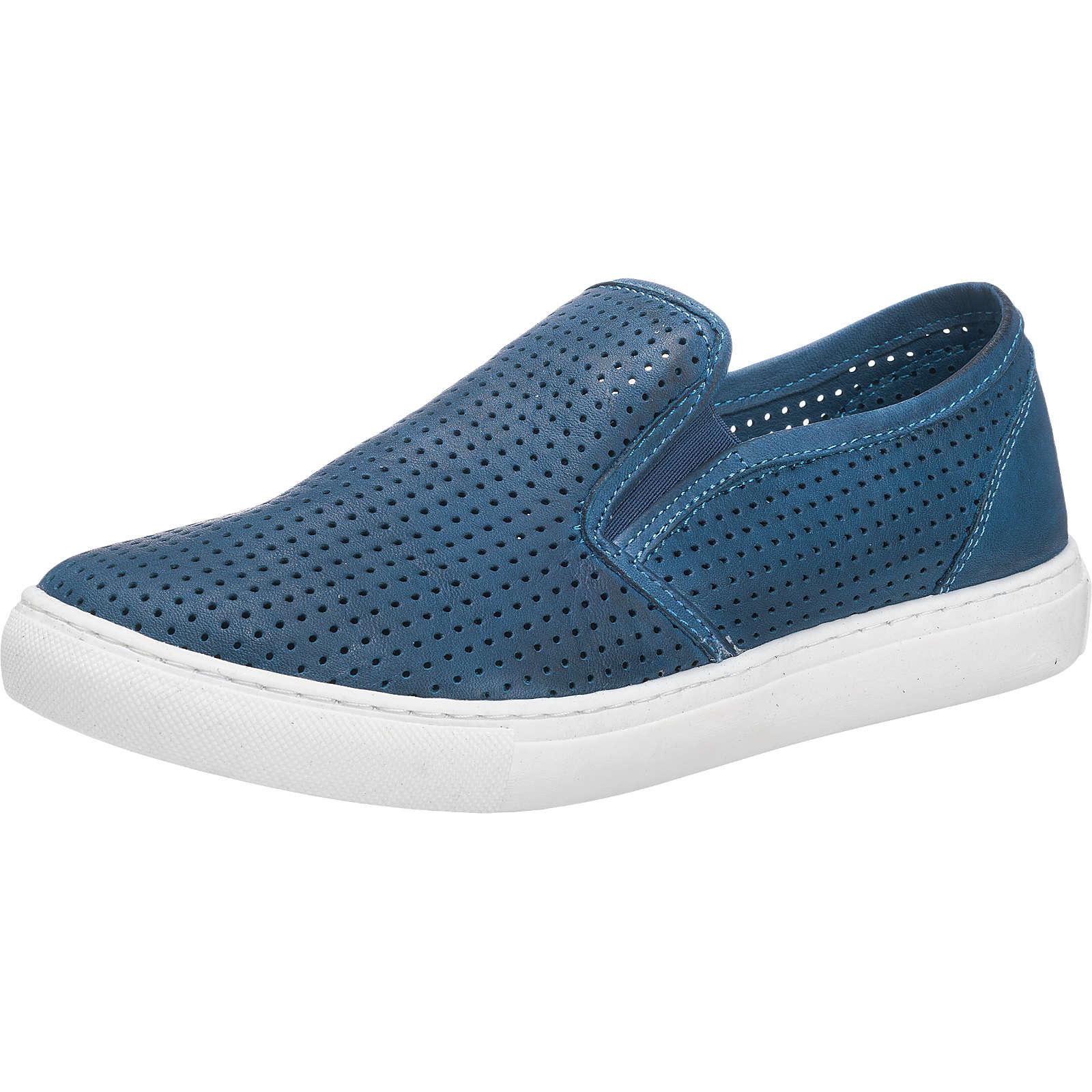 Andrea Conti Sneakers blau Damen Gr. 38 jetztbilligerkaufen
