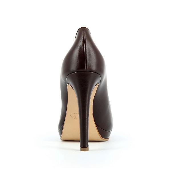 Evita Shoes, Evita Shoes Pumps, dunkelbraun Schuhe  Gute Qualität beliebte Schuhe dunkelbraun 8ea3e2