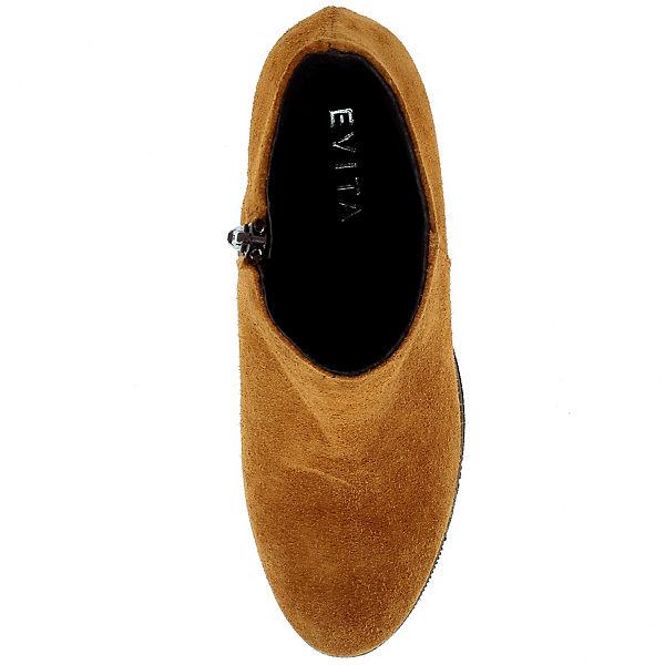 Evita Shoes Stiefeletten Shoes Evita cognac U4wpOzOq