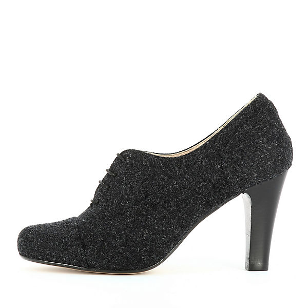 Shoes schwarz Shoes Pumps Evita Evita qpwCdvqx