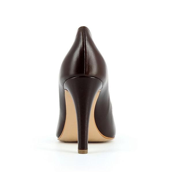 Pumps Shoes Evita dunkelbraun Shoes Evita nZTq4xSw