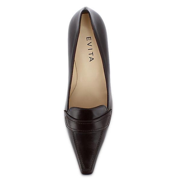 Evita Shoes, Evita Shoes beliebte Pumps, dunkelbraun  Gute Qualität beliebte Shoes Schuhe 2ccfd5