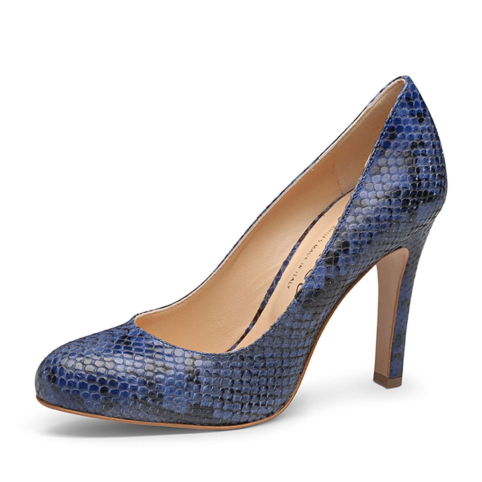 Evita Shoes Pumps dunkelblau Damen Gr. 34