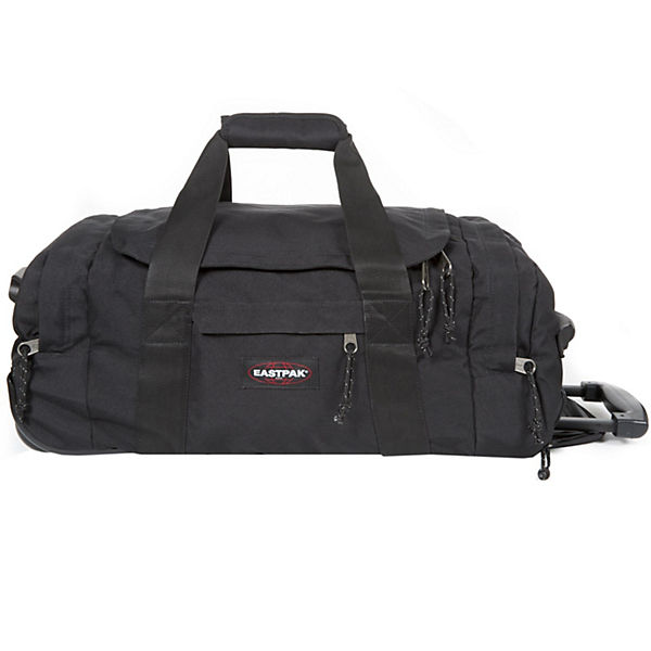 EASTPAK EASTPAK Authentic Collection Leatherface S 2-Rollen Reisetasche 55 cm schwarz