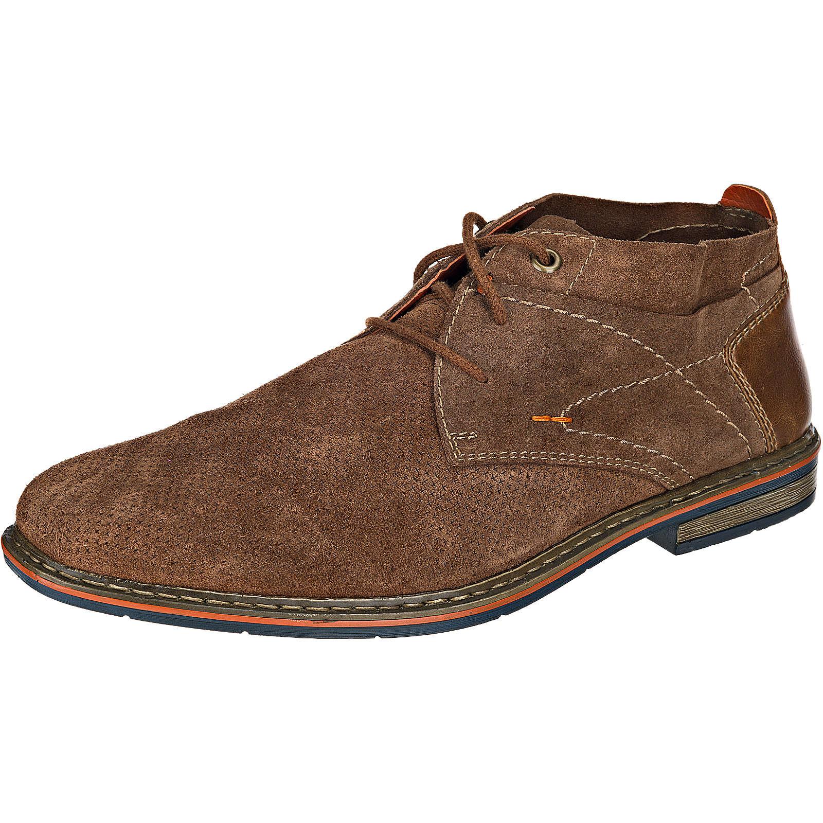 rieker Freizeit Schuhe braun Herren Gr. 42