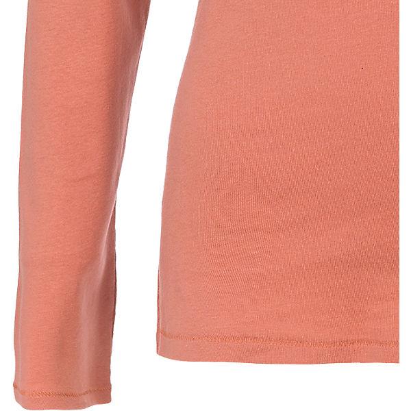 orange Langarmshirt Oliver s s Oliver Langarmshirt xqtXdtw