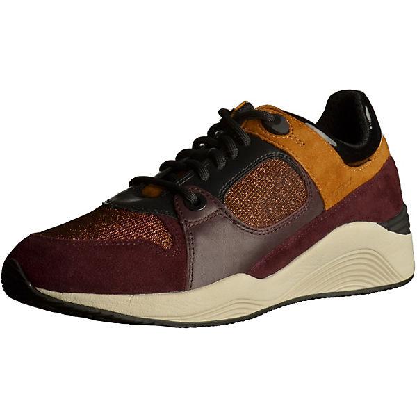 GEOX GEOX Sneakers bordeaux