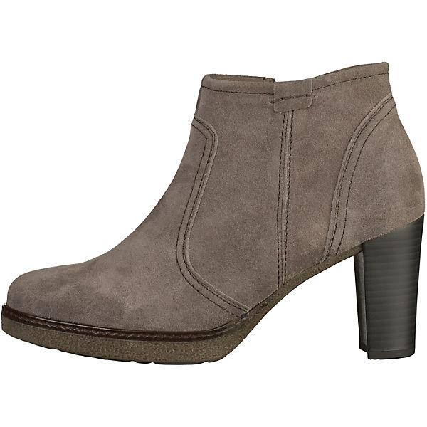 Gabor Gabor Stiefeletten grau  Gute Qualität beliebte Schuhe
