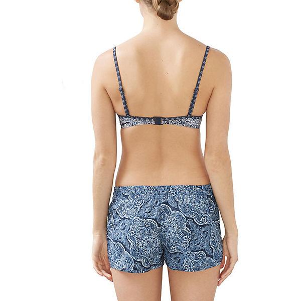 Bikini BODYWEAR Rocky ESPRIT Bügel Beach dunkelblau Oberteil qSZEEd
