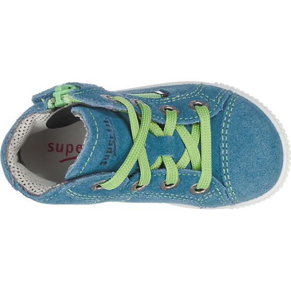 superfit Lauflernschuhe, WMS-Weite M4 blau