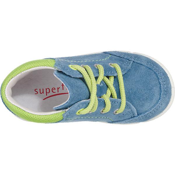 superfit Lauflernschuhe, WMS-Weite S2 für schmale Füße blau