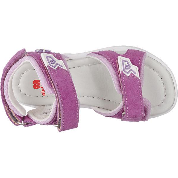 elefanten Sandalen, Weite M, für Mädchen lila