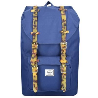 Herschel, Herschel Little America Mid Volume Backpack Rucksack 38 cm  Laptopfach, mehrfarbig | mirapodo