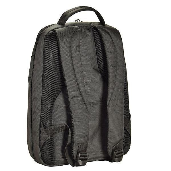 Samsonite Samsonite Desklite Business Rucksack 43 cm Laptopfach schwarz