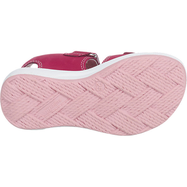 superfit Kinder Sandalen, WMS-Weite M4 pink