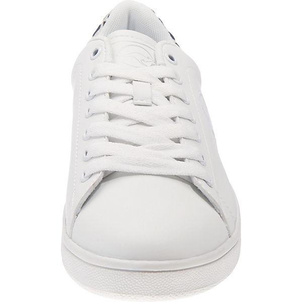Sneakers K weiß kombi KangaROOS Low Ten YPExwRn1