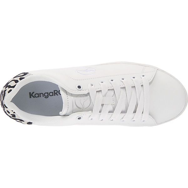 Sneakers K weiß kombi KangaROOS Low Ten YPExwRn1