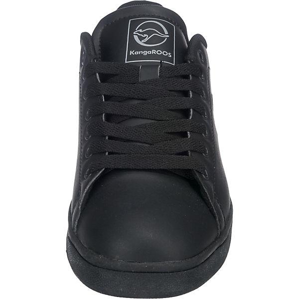 Kangaroos K Schwarz Sneakers ten Low Cx8XXwSq