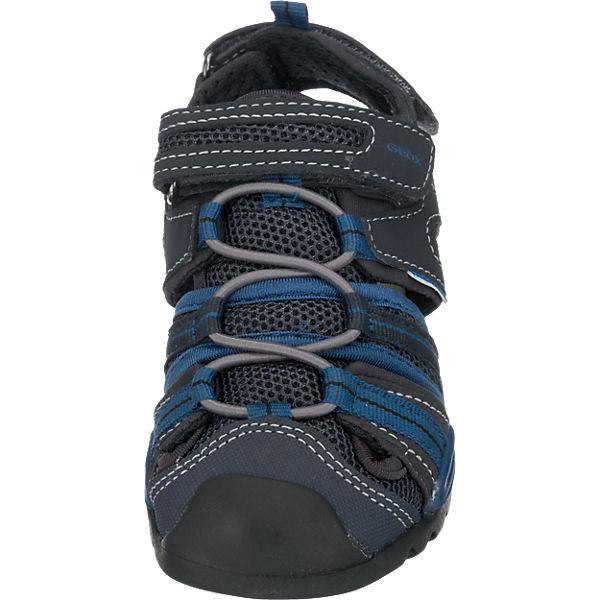 GEOX Kinder Sandalen blau