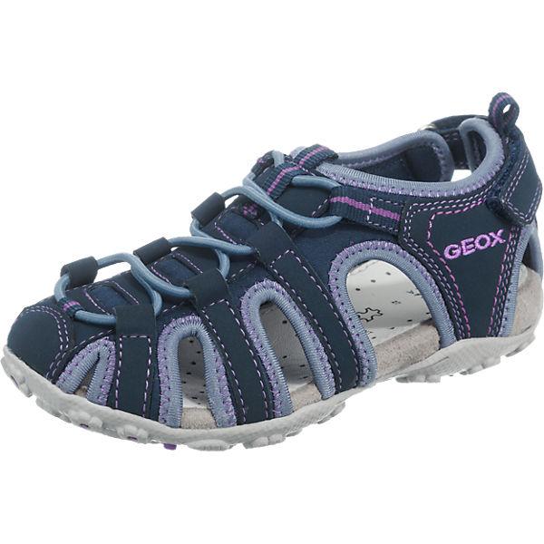 sportschoenen fabriek hete verkoop GEOX, Sandalen ROXANNE für Mädchen, blau