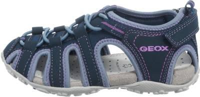 GEOX, Sandalen ROXANNE für Mädchen, blau | mirapodo