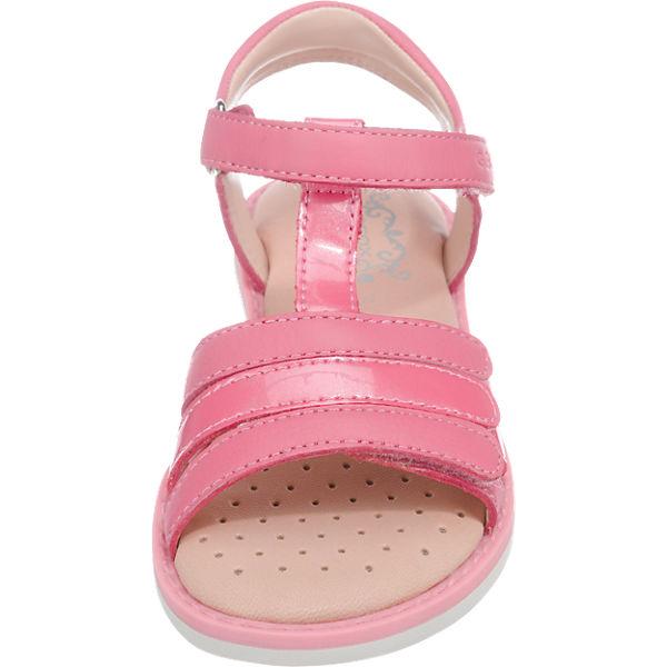 GEOX Kinder Sandalen rosa