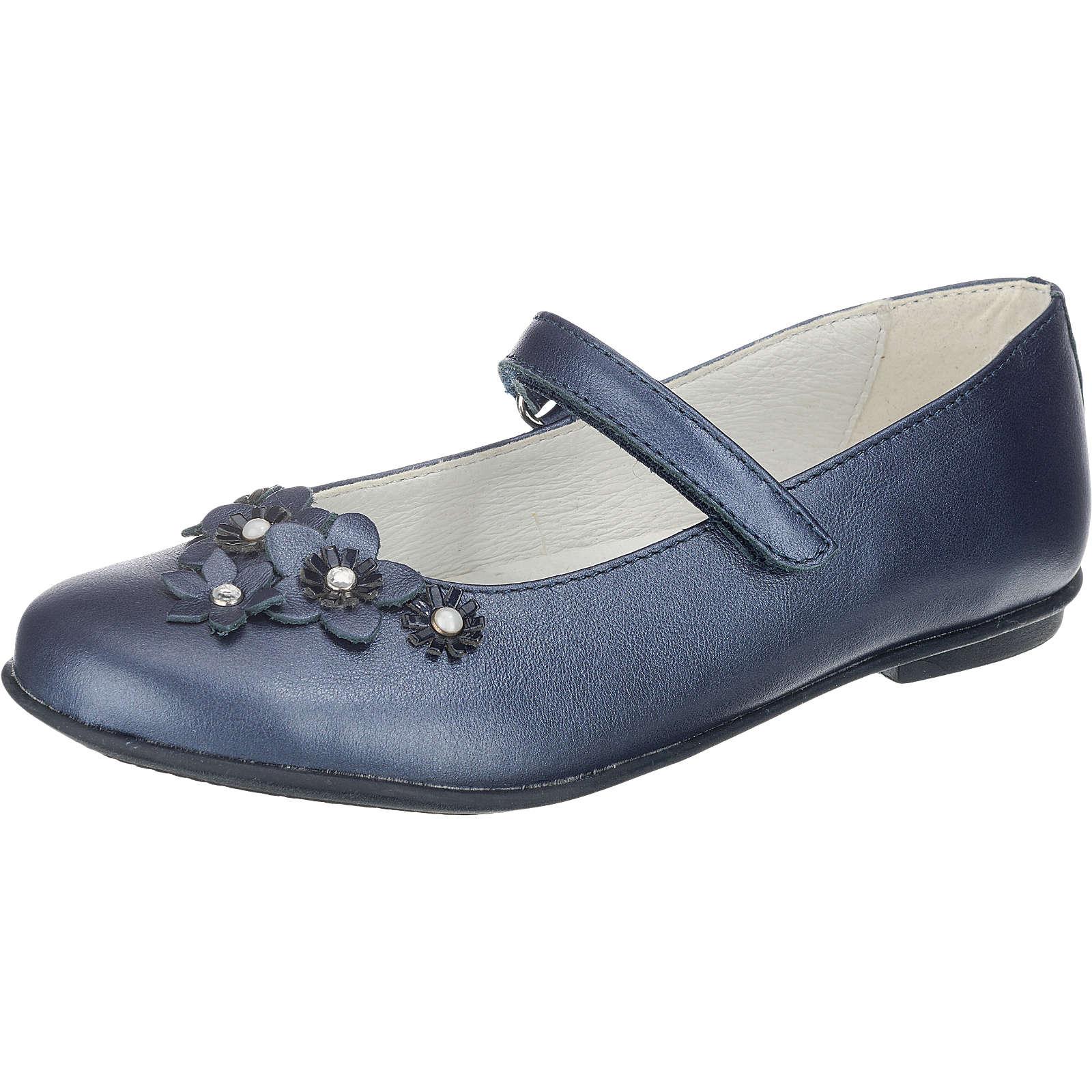 PRIMIGI Kinder Ballerinas dunkelblau Mädchen Gr. 36