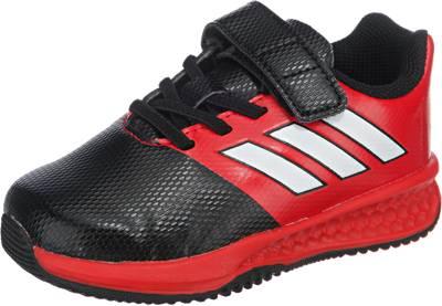 adidas Performance, Baby Fußballschuhe RapidaTurf ACE EL, rot kombi