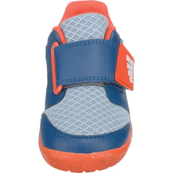 low priced fde2b 93ebb adidas Performance, Baby Sportschuhe FortaPlay AC, blau  mir