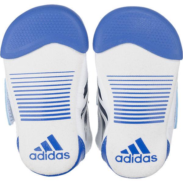 adidas Performance Krabbelschuhe für Jungen weiß