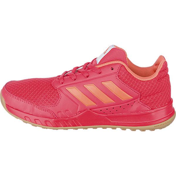 adidas Performance Kinder Sportschuhe FortaGym pink