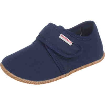 sports shoes 8b7a7 28e29 Giesswein, Kinder Hausschuhe SENSCHEID, blau | mirapodo