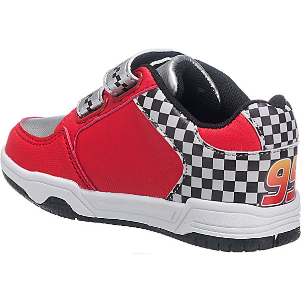 DISNEY CARS Kinder Sneakers rot-kombi