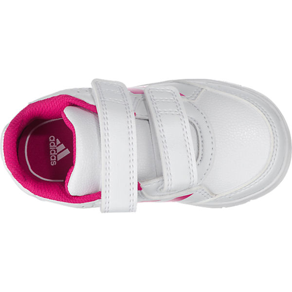 adidas Performance Baby Sneakers AltaSport CF I für Mädchen weiß