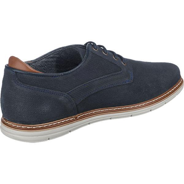 BULLBOXER BULLBOXER Freizeit Schuhe dunkelblau