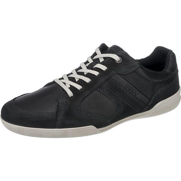 ecco ecco Enrico Sneakers schwarz