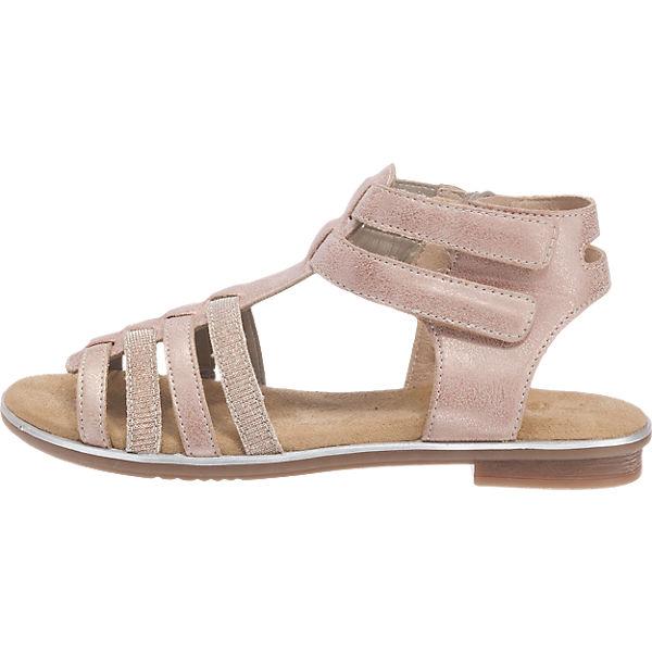 rieker Sandalen für Mädchen rosa