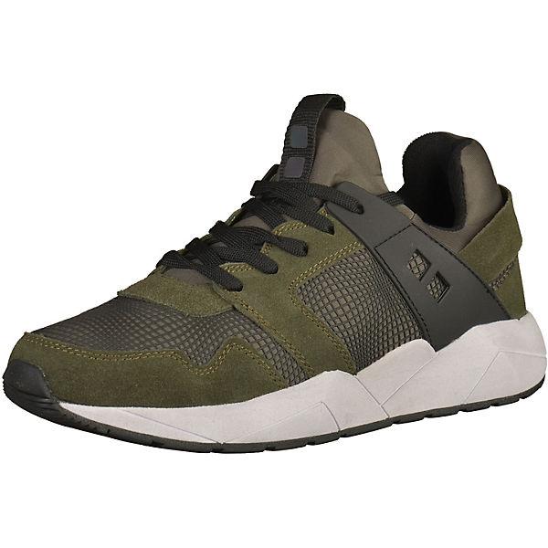 Mundart Sneakers khaki Herren Gr. 43 Sale Angebote Senftenberg
