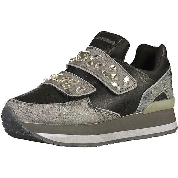 Mundart Mundart Sneakers schwarz-kombi