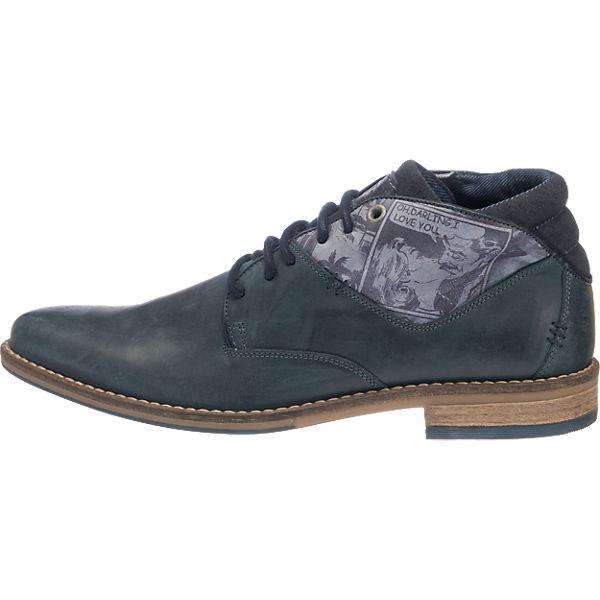 BULLBOXER BULLBOXER Freizeit Schuhe blau