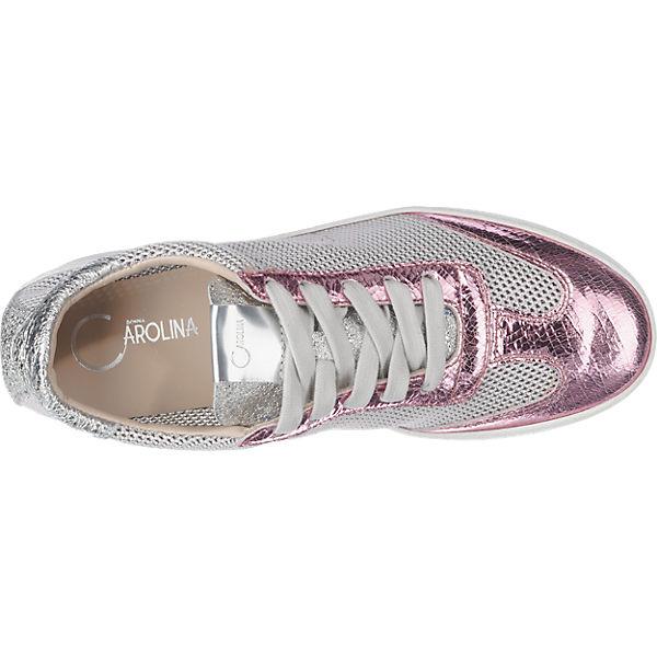 rosa Carolina Donna Donna Sneakers Carolina xH4HcXWBI