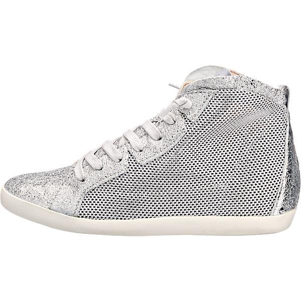 Donna Carolina, Donna silber Carolina Sneakers, silber Donna   7b7446