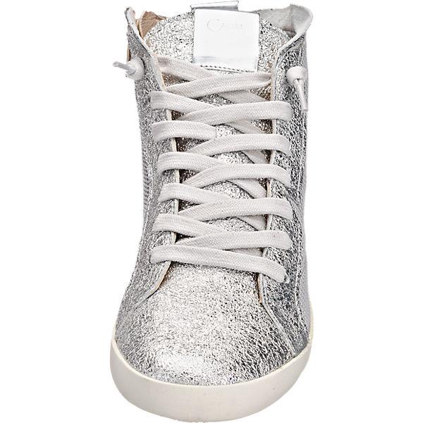 Donna Sneakers Carolina Donna silber Carolina qRCfwP