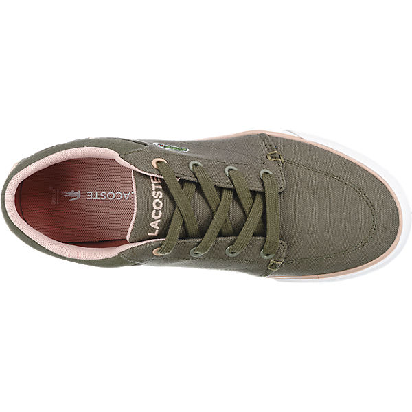 LACOSTE LACOSTE BAYLISS G117 1 CAW KHK Sneakers khaki